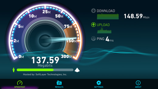 speedtest am