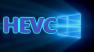 Расширение для видео Hevc