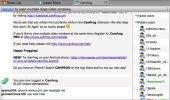 """Внешний вид """"Camfrog Video Chat"""""""