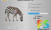 """Внешний вид """"Zebra scanner"""""""