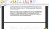 "Скриншот №1 ""Nitro PDF Reader"""