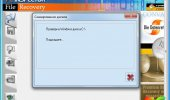 "Скриншот №2 ""PC Inspector File Recovery"""