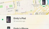 """Скриншот №1 """"Найти iPhone"""""""