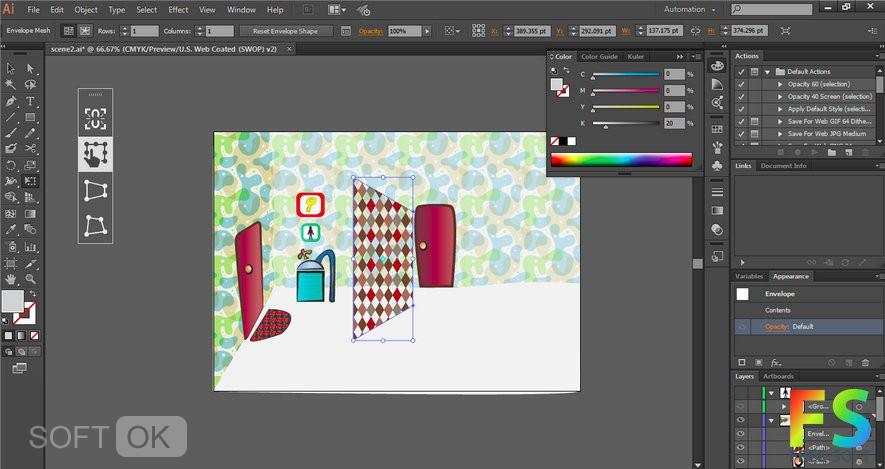 Photoshop illustrator for mac