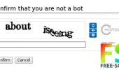 """Скриншот №2 """"reCAPTCHA"""""""