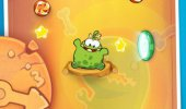 "Скриншот №2 ""Cut the Rope: Time Travel"""