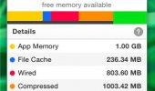 """Скриншот №1 """"Memory Clean"""""""