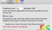 """Внешний вид """"Memory Clean"""""""