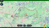 "Скриншот №1 ""ViewRanger GPS"""