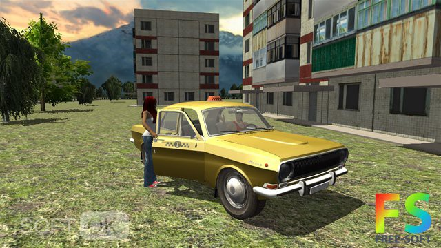 скачать игру симулятор русского такси - фото 8