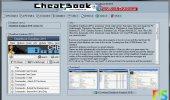 "Внешний вид ""CheatBook Issue"""