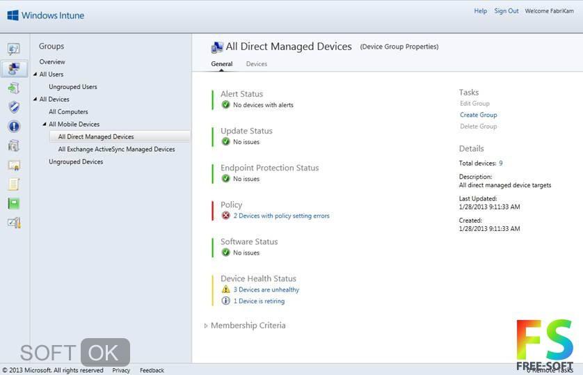Скачать программу windows phone device manager