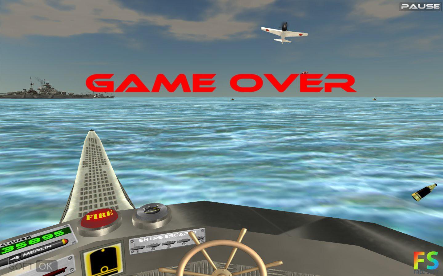 играть бесплатно симулятор подводной лодки бесплатно