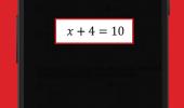 "Скриншот №1 ""Automath - фото калькулятор"""