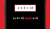 "Скриншот №2 ""Automath - фото калькулятор"""