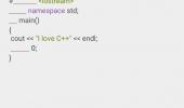 """Внешний вид """"Learn C++"""""""