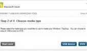 """Внешний вид """"Windows 7 USB/DVD Download Tool"""""""