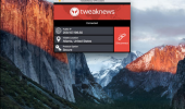 """Скриншот №2 """"TweakNews VPN"""""""