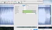 """Внешний вид """"WavePad Audio Editor"""""""