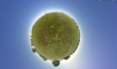 """Скриншот №1 """"Stellarium"""""""