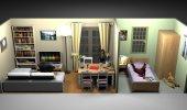 """Внешний вид """"Sweet Home 3D"""""""