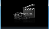 "Скриншот №1 ""Media Player Classic-Black Edition"""