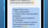 """Скриншот №2 """"Мессенджер Невидимка для ВКонтакте"""""""