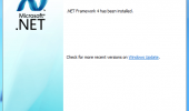 "Скриншот №2 ""Microsoft .NET Framework"""