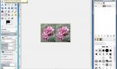 """Скриншот №1 """"GIMP"""""""