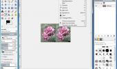 """Скриншот №2 """"GIMP"""""""