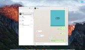 "Скриншот №1 ""DesktopChat for Whatsapp"""