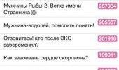 """Внешний вид """"Woman.ru"""""""