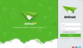 "Скриншот №1 ""AirDroid"""