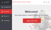"Скриншот №2 ""KOPLAYER Apk Install"""