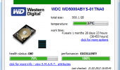 "Скриншот №1 ""HDDlife Pro"""