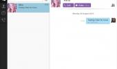 "Скриншот №1 ""Viber"""