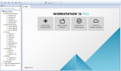 "Скриншот №1 ""VMware Workstation"""