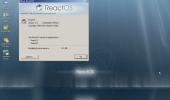 "Скриншот №1 ""ReactOS"""
