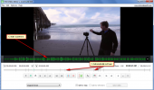 "Скриншот №1 ""Free Video Editor"""