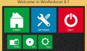 "Скриншот №1 ""WinReducer 7"""