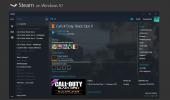 "Скриншот №1 ""Steam"""