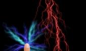 """Скриншот №1 """"Электрический экран живые обои"""""""