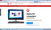 """Скриншот №1 """"Opera"""""""