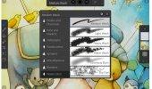 """Скриншот №1 """"Painter Mobile"""""""