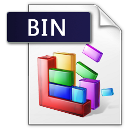 Иконка .bin файлов