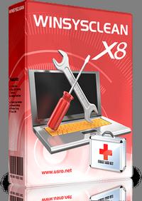 WinSysClean X8