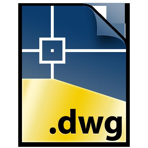 Иконка файлов .dwg