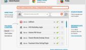 """Внешний вид """"Auslogics Browser Care"""""""