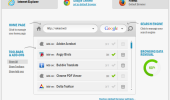 "Скриншот №1 ""Auslogics Browser Care"""