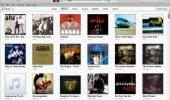 """Внешний вид """"iTunes"""""""